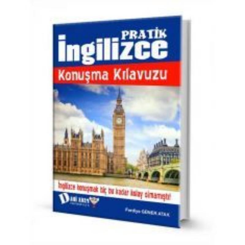 Dahi Adam Pratik İngilizce Konuşma Kılavuzu