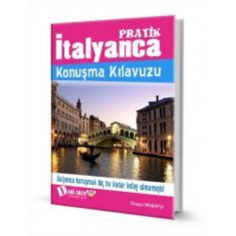 Dahi Adam Pratik İtalyanca Konuşma Kılavuzu