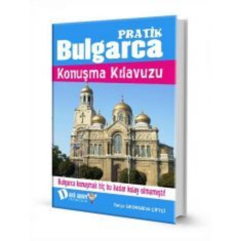 Dahi Adam Pratik Bulgarca Konuşma Kılavuzu