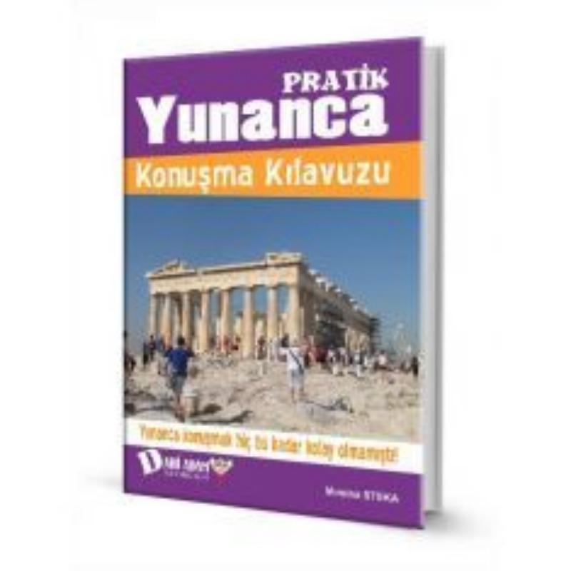 Dahi Adam  Pratik Yunanca Konuşma Kılavuzu