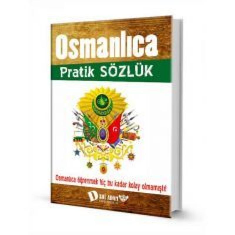 Dahi Adam Pratik Osmanlıca Sözlük