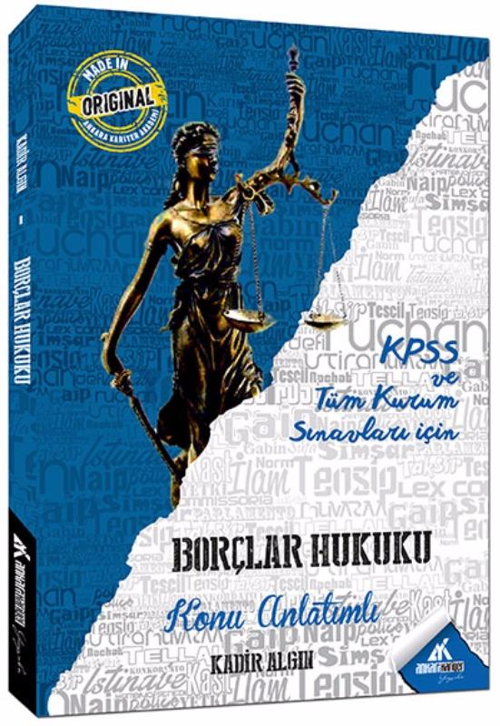 2017 KPSS ve Tüm Kurum Sınavları için Anayasa Hukuku Konu Anlatımlı