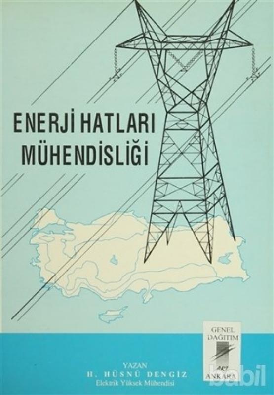 Enerji Hatları Mühendisliği Asil Yayın Dağıtım