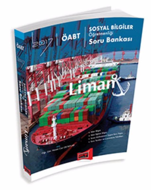 Yargı Yayınları 2017 ÖABT LİMAN Sosyal Bilgiler  Soru Bankası