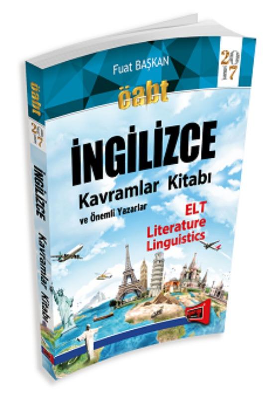 Yargı Yayınları 2017 ÖABT İngilizce Kavramlar Kitabı Ve Önemli Yazarlar DVD Hediyeli