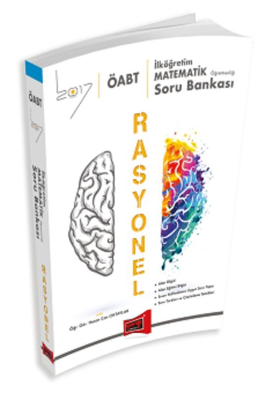 Yargı Yayınları 2017 ÖABT RASYONAL İlköğretim Matematik  Soru Bankası