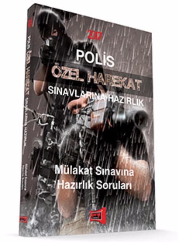 Yargı Yayınları 2017 Polis Özel Harekat Sınavlarına Hazırlık Kitabı
