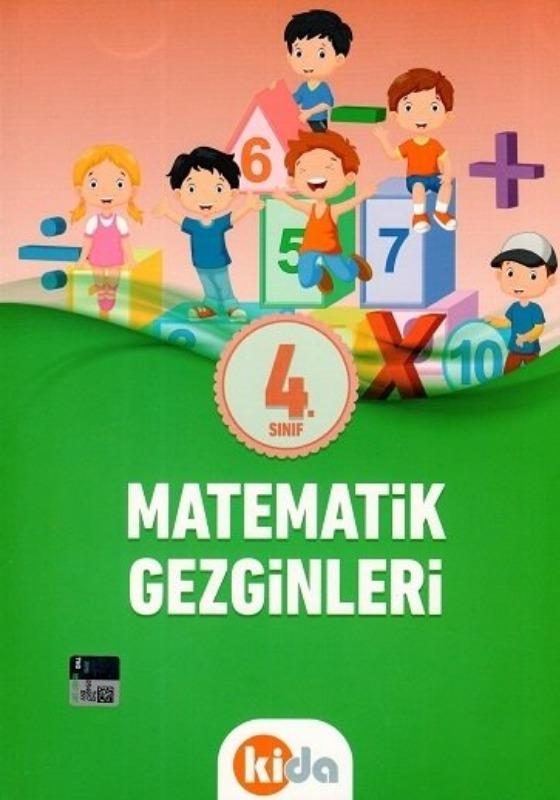 Kida 4. Sınıf Matematik Gezginleri Soru Bankası