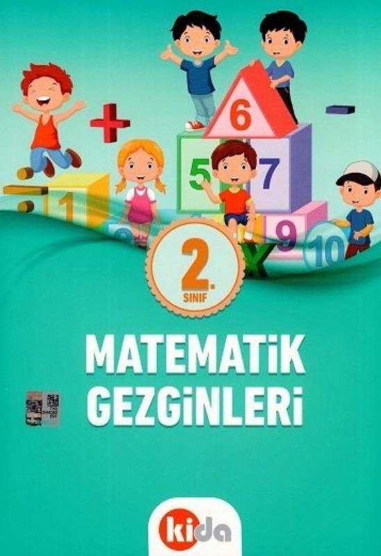 Kida 2. Sınıf Matematik Gezginleri Soru Bankası