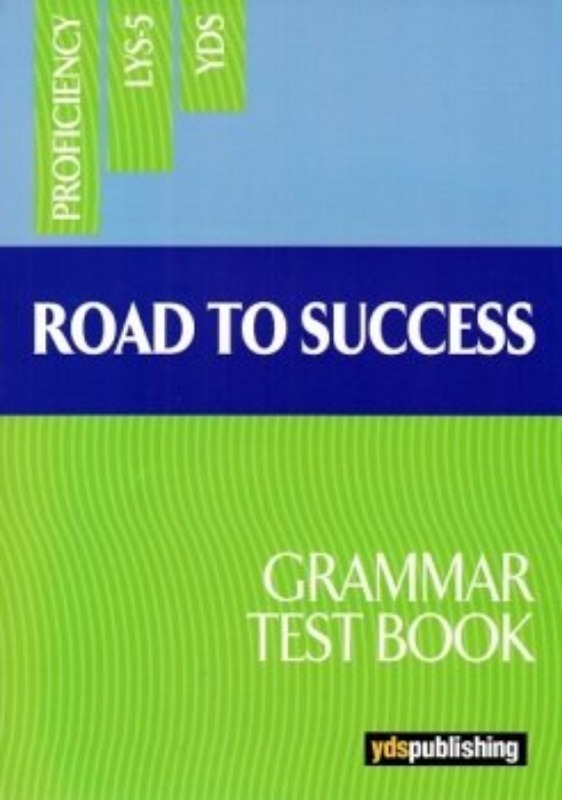 Ydspuplishing YDS LYS 5 ROAD TO SUCCESS GRAMMER TEST BOOK