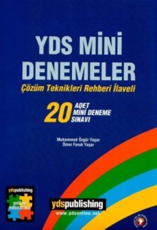 Ydspuplishing  YDS Mini Denemeler