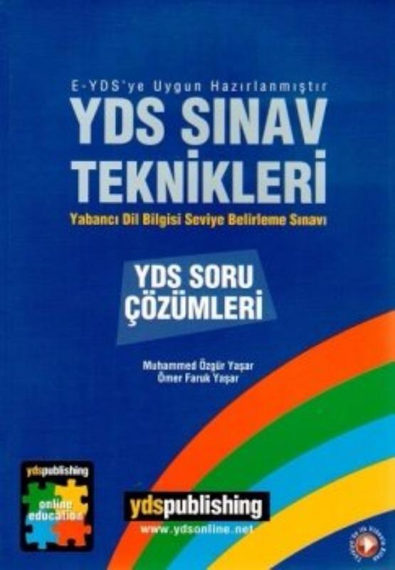 Ydspuplishing Yayınları YDS Sınav Teknikleri Soru Çözümleri