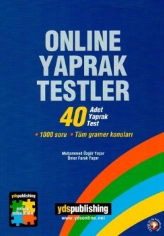 Ydspuplishing  YDS Online Yaprak Testler