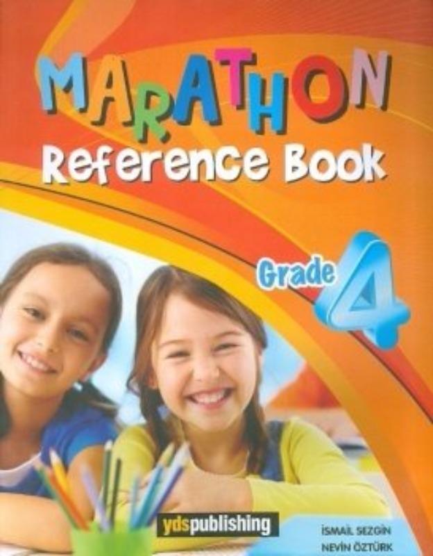 Ydspuplishing Yayınları Marathon 4. Sınıf İngilizce Set 3 Kitap