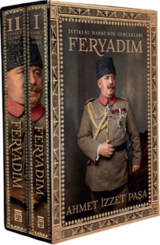 Timaş Yayınları Feryadım - 2 Kitap Takım İstiklal Harbi'nin Gerçekleri