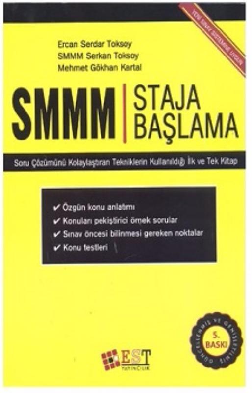 EST Yayıncılık SMMM Staja Başlama