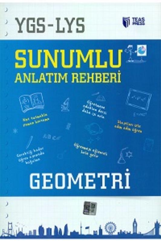 Teas Press Yayınları YGS-LYS Geometri Sunumlu Anlatım Rehberi