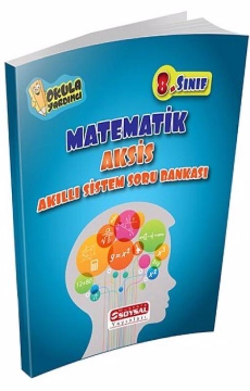 Mustafa Soysal Yayınları 8. Sınıf Matematik AKSİS Soru Bankası