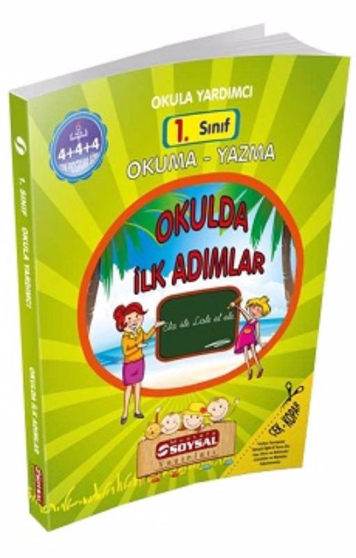 Mustafa Soysal Yayınları 1. Sınıf Okuma Yazma Kitabı