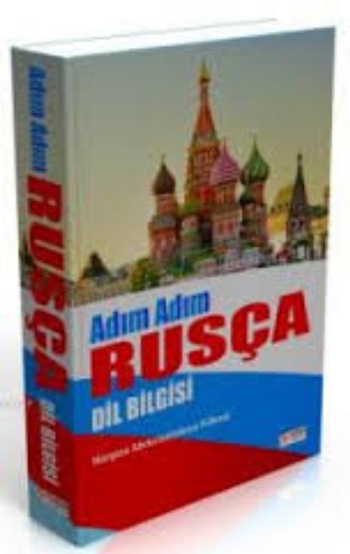 Adım Adım Rusça Dilbilgisi  Bilgikare Yayınları