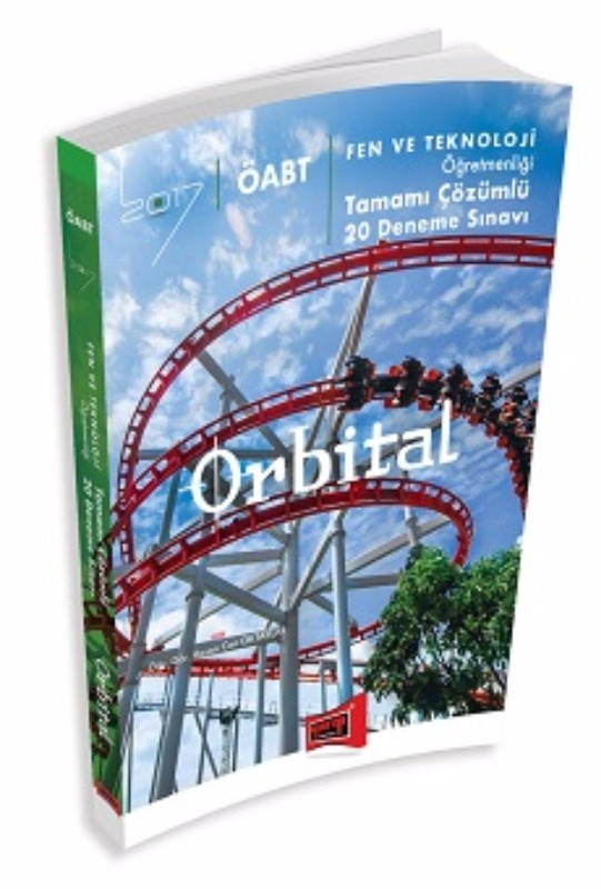 Yargı Yayınları 2017 ÖABT ORBİTAL Fen ve Teknoloji Tamamı Çözümlü 20 Deneme Sınavı