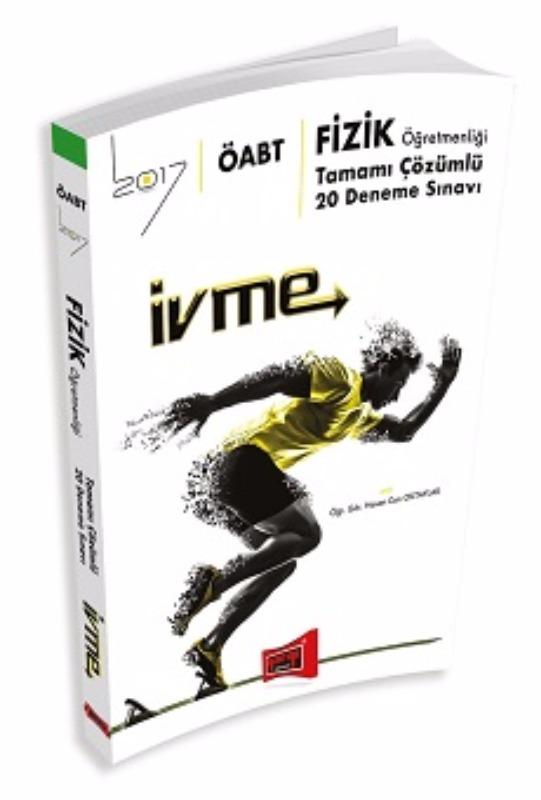ÖABT İVME Fizik  Tamamı Çözümlü 20 Deneme Sınavı Yargı Yayınları 2017
