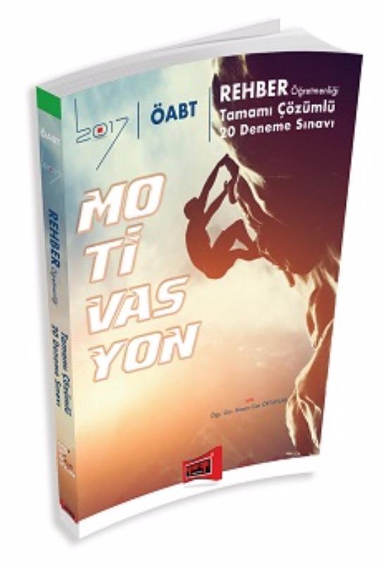 ÖABT MOTİVASYON Rehber Öğretmenliği Tamamı Çözümlü 20 Deneme Sınavı Yargı Yayınları 2017