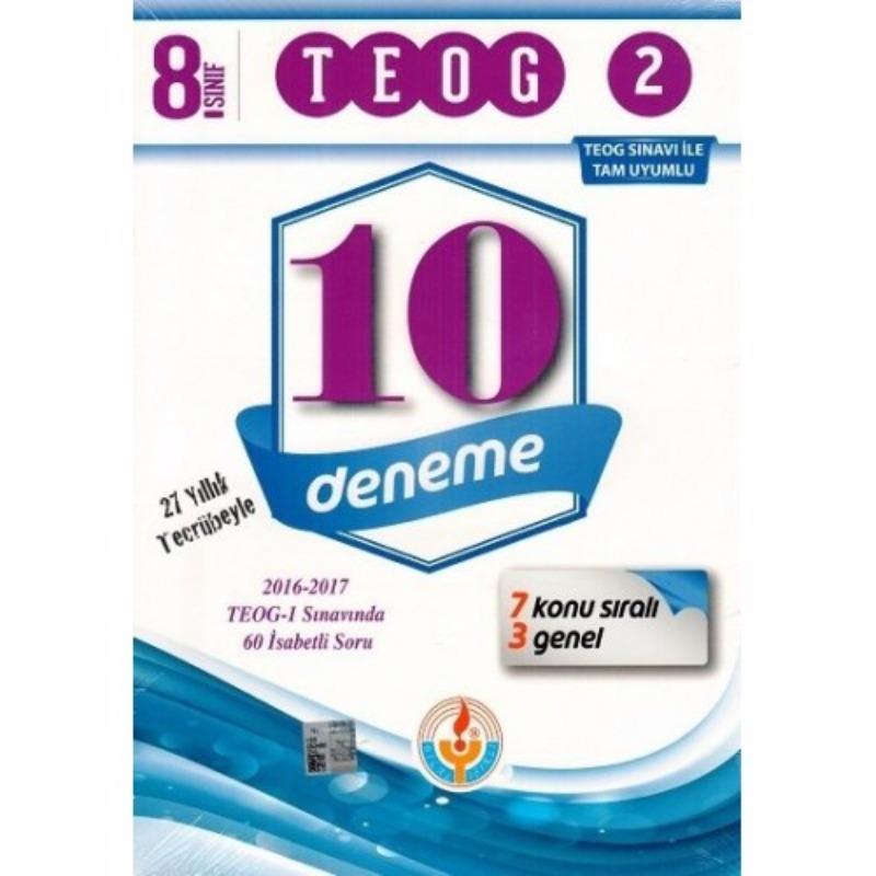 Bilal Işıklı 8. Sınıf TEOG 2 10 lu Deneme Sınavı