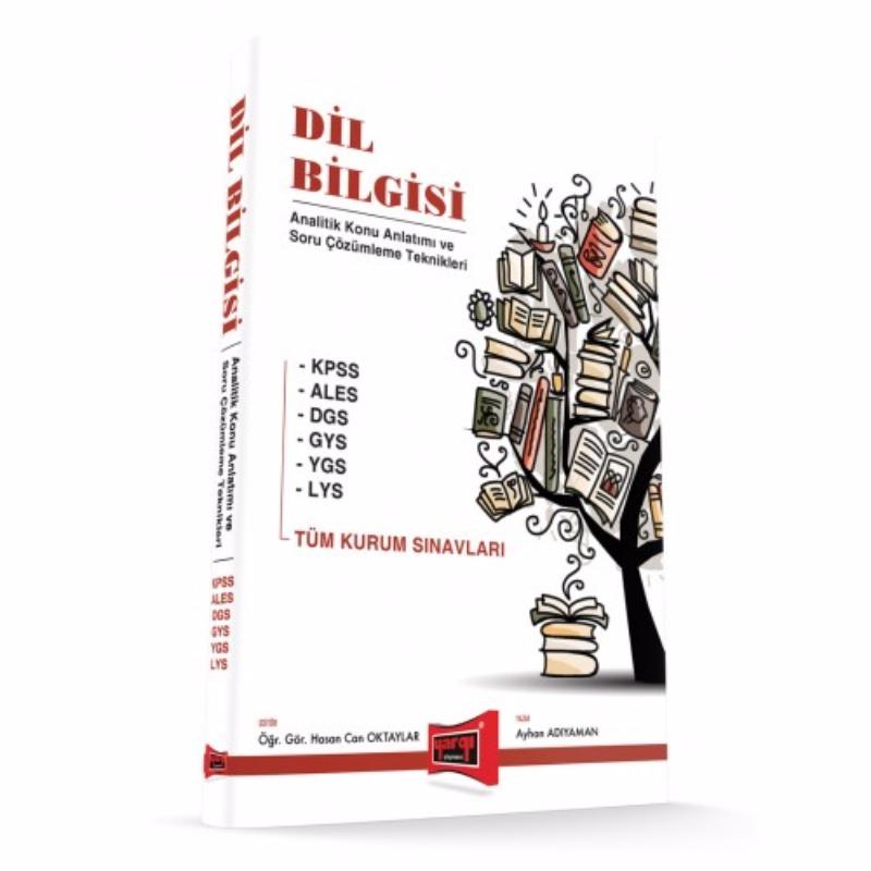 Yargı Yayınları İçin Dil Bilgisi Analitik Konu Anlatımı ve Soru Çözümleme Teknikleri