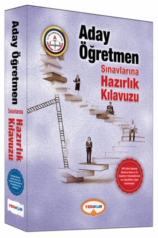 Aday Öğretmen Sınavlarına Hazırlık Kılavuzu Yediiklim Yayınları