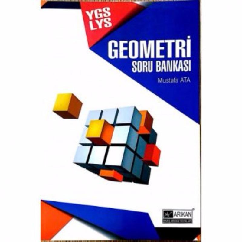 Arıkan YGS LYS Geometri Soru Bankası