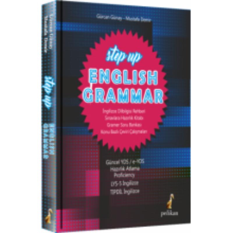 Pelikan Yayıncılık Step Up English Grammar