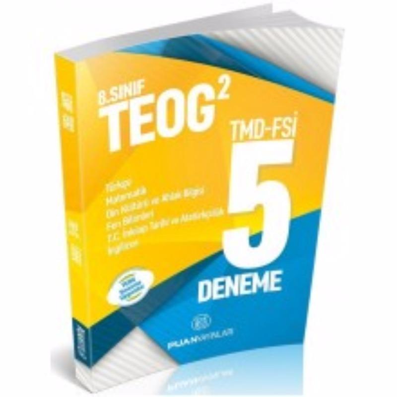 Puan Yayınları 8. Sınıf TEOG 2 5 Deneme