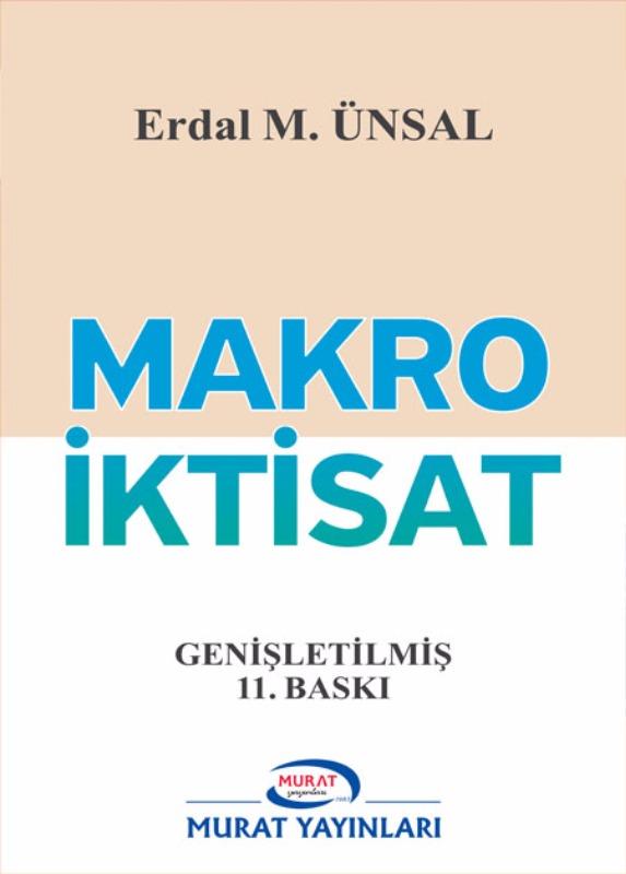 Makro İktisat Prof Dr Erdal M ÜNSAL