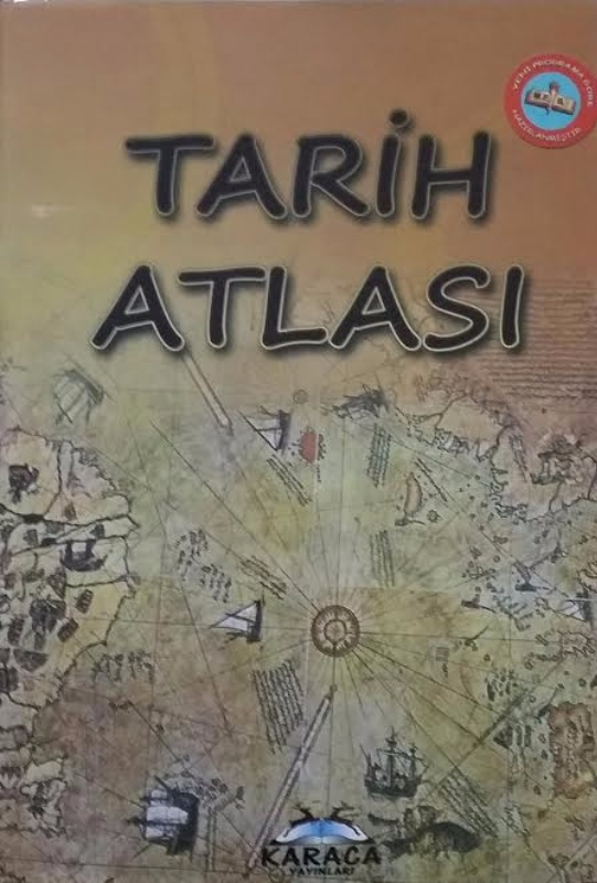 Tarih Atlası  Karaca Yayınları