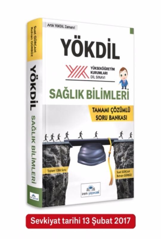 Yokdil Saglık Bilimleri Tamamı Çözümlü Soru Bankası İrem Yayınları