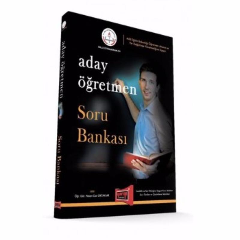 Yargı Yayınları Milli Eğitim Bakanlığı Aday Öğretmen Sınavlarına Hazırlık Soru Bankası