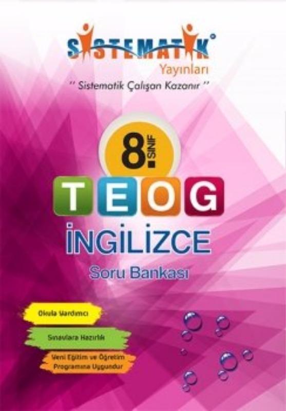 Sistematik Yayınları 8. Sınıf TEOG İngilizce Soru Bankası