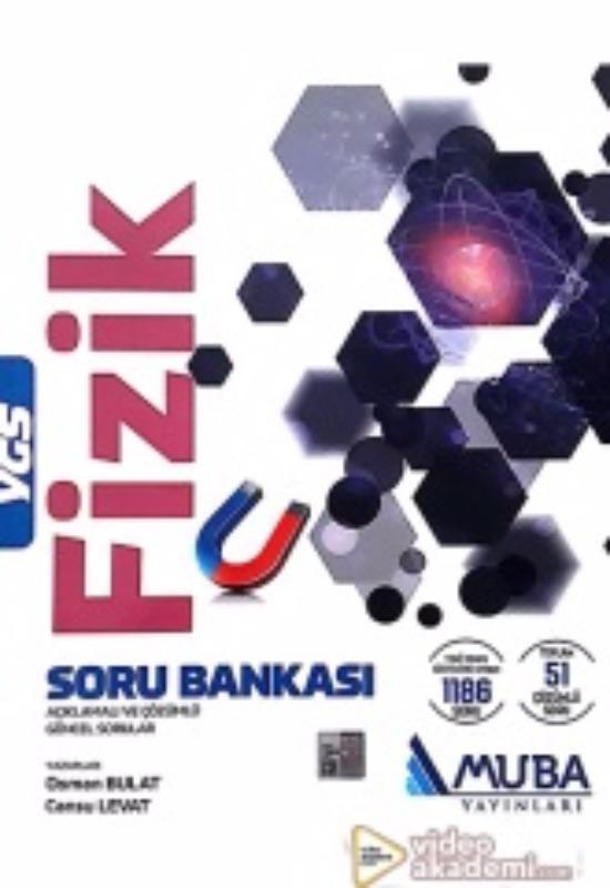 YGS Fizik Açıklamalı ve Çözümlü Soru Bankası Muba Yayınları