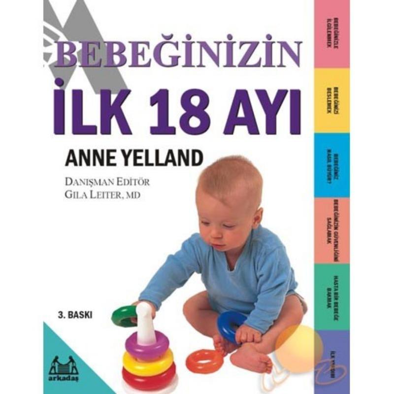 Bebeğinizin İlk 18 Ayı Arkadaş Yayınları