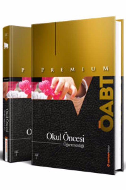 2017 ÖABT Premium Okul Öncesi  Konu Anlatımlı Modüler Set Uzman Kariyer Yayınları