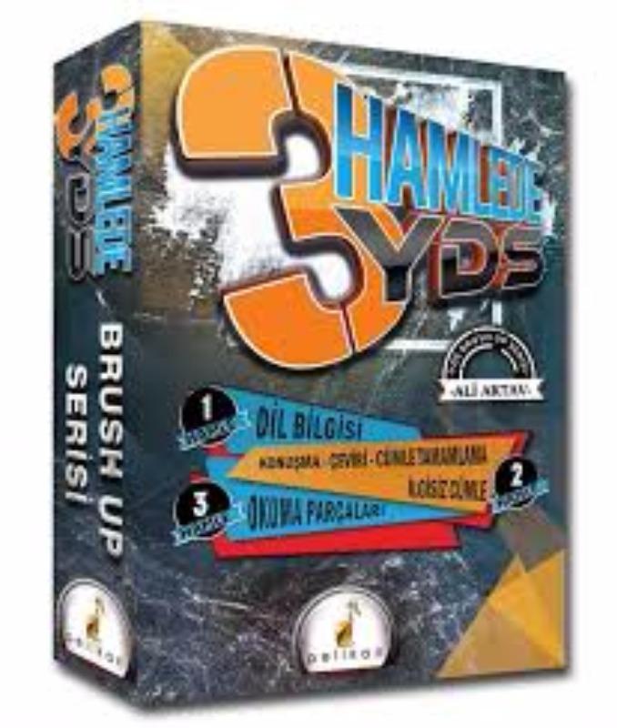 Pelikan Yayıncları 3 Hamlede YDS Brush Up Serisi