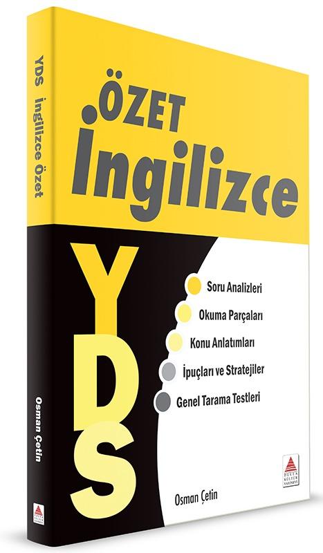 Delta Kültür Yayınları YDS İngilizce Özet