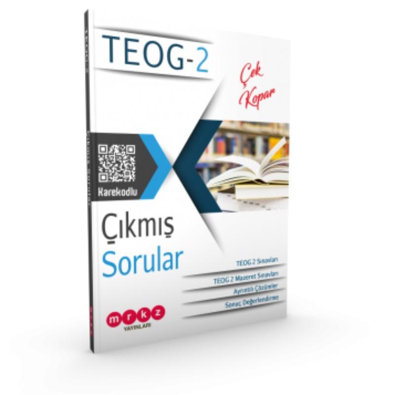 Merkez Yayınları 8.Sınıf TEOG 2 Çıkmış Sorular