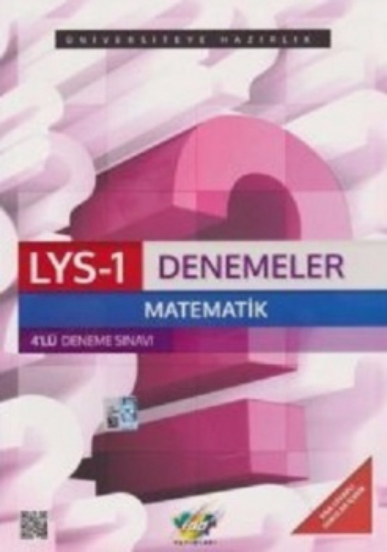 LYS-1 Matematik Geometri 4 lü Set FDD Yayınları