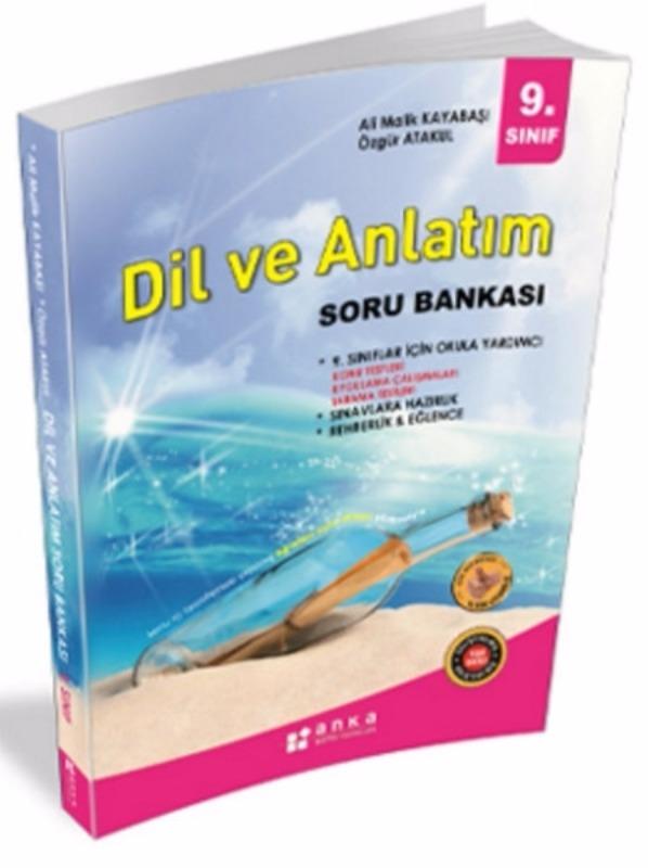 Anka Eğitim YGS-LYS Dil Anlatım Türkçe Soru Bankası