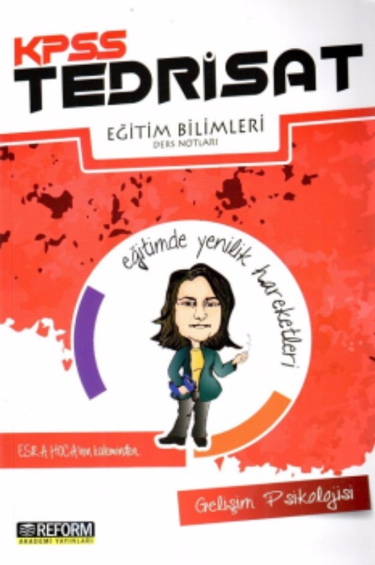 KPSS Eğitim Bilimleri Tedrisat Ölçme ve Değerlendirme Ders Notları Reform Akademi Yayınları 2017