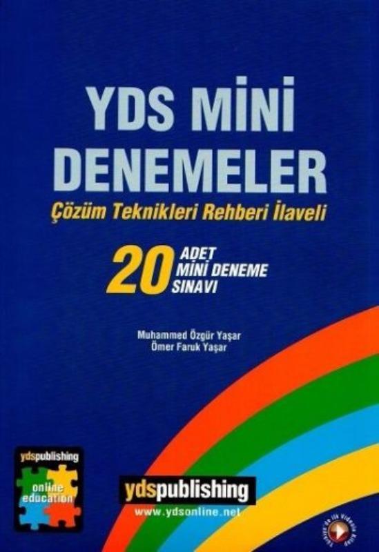 Ydspublishing Yayınları YDS Mini 20li Denemeler