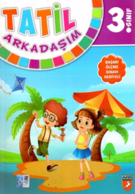 Tay Yayınları 3. Sınıf Tatil Arkadaşım Başarı Ölçme Sınavı Hediyeli