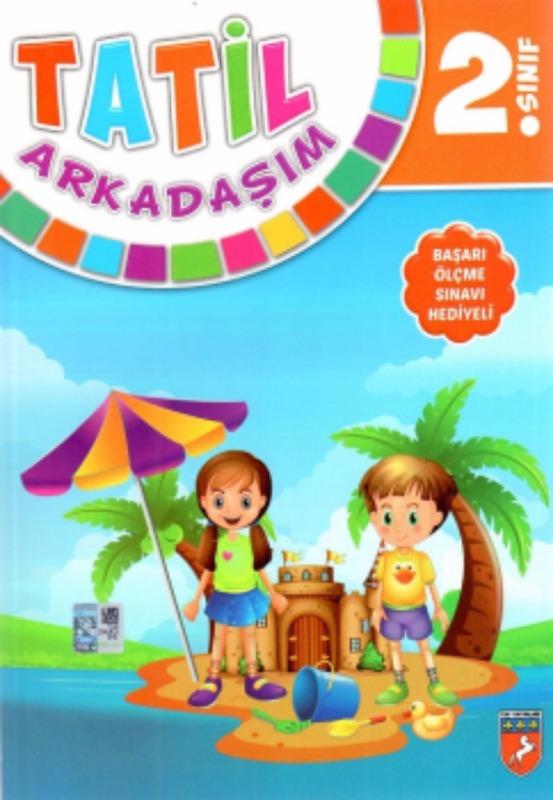 Tay Yayınları 2. Sınıf Tatil Arkadaşım Başarı Ölçme Sınavı Hediyeli